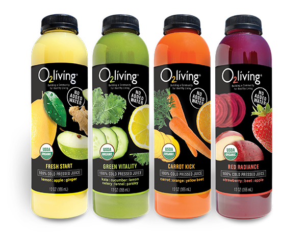 Send your kid to school with a healthy lunch and an organic juice!
