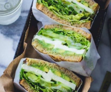 Summer Club Sandwich